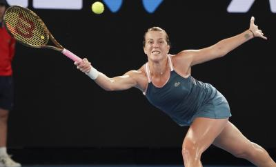 Pavlyuchenkova knocks Stephens out of Australia Open
