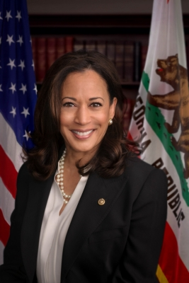 Indian-American Senator Kamala Harris says she'll run for President (Lead)