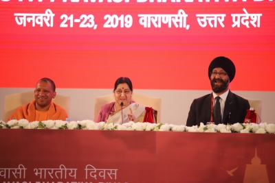 Indian diaspora has dramatically changed world's perception of Indians: Sushma Swaraj