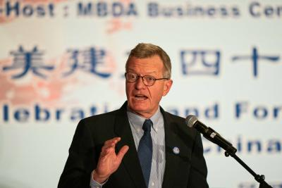 Ex-US Ambassador urges China, US to work together