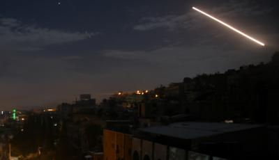 Israel hits Iranian targets in Syria