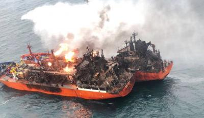 Six Indians died in Russia ship fire: MEA