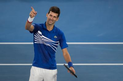 Djokovic maintains ATP rankings' top spot, Nadal second