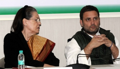 CWC begins without Rahul, Delhi violence victims remembered