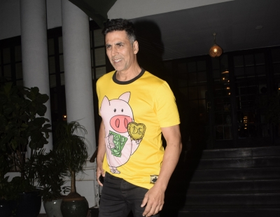 There is no one quite like Akshay Kumar, Kesari proves it