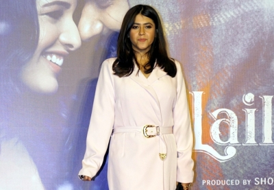 We tend to put women on a pedestal: Ekta Kapoor