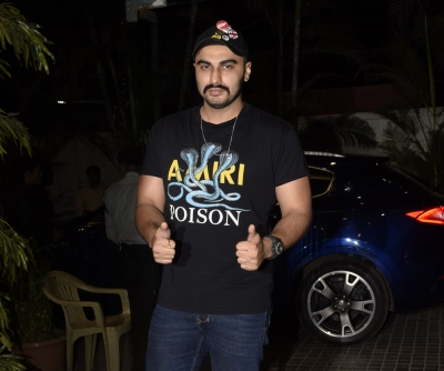 Insecurities push you to do better: Arjun Kapoor
