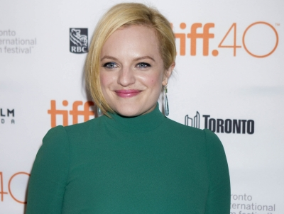 Elizabeth Moss: Should store my awards somewhere nicer