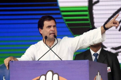 J&K admin asks Rahul, leaders not to visit Srinagar (Lead)