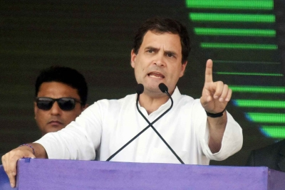 Those who fight for truth cannot be intimidated: Rahul