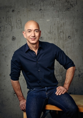 Bezos says Amazon serious about warehouse workers' health