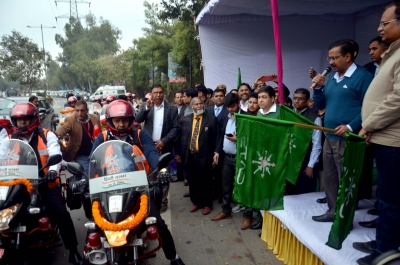 Bike ambulance to cover entire Delhi: CM