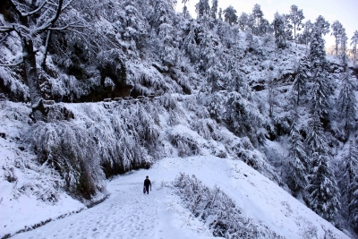 Himachal braces for snow, rain from Wednesday