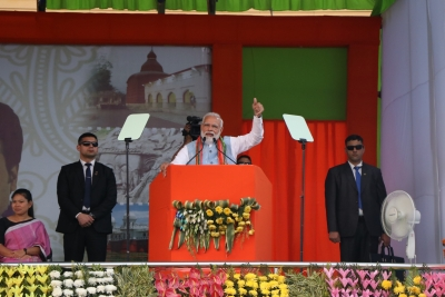 Tripura to be gateway to Southeast Asian countries: PM