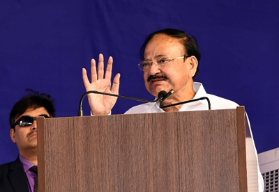 Need to do away with sub-optimal performance in education: Naidu