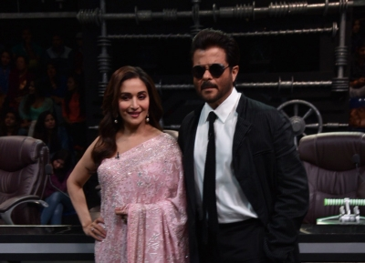 Madhuri hasn't changed at all over the years: Anil Kapoor