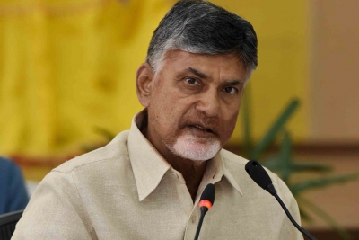 Constitution being violated in Andhra: Chandrababu Naidu