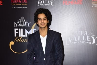 Mira is a hands-on mother: Ishaan Khatter