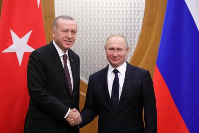 Turkey hasn't honoured Sochi agreement on Syria: Kremlin