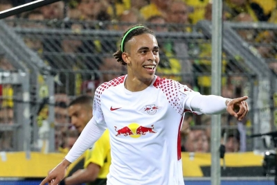 Bundesliga: Poulsen brace helps Leipzig to win over Stuttgart