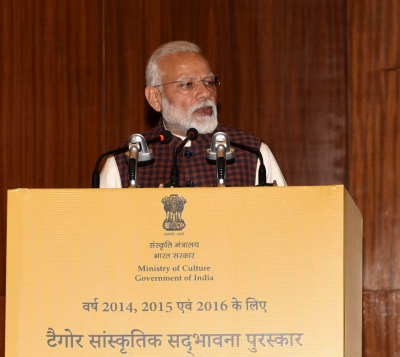 India is cultural treasure of thousands of years: Modi
