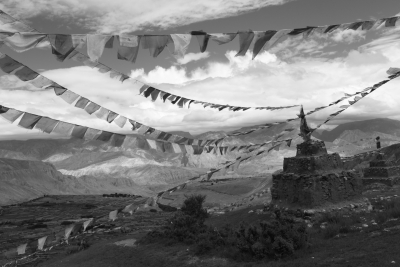 Ex-diplomat's photo-exhibit on Himalayan 'majesty, mystery'