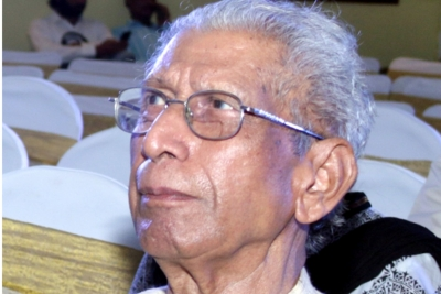 Renowned Hindi author Namwar Singh dies at 92, nation mourns (Lead)