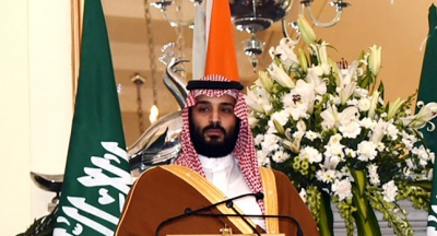 Saudi Arabia wants no war, firm against threat: Crown Prince