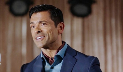 I'm crazy about my wife: Mark Consuelos