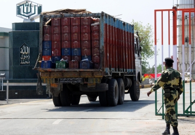 India suspends cross-LoC trade, says misused to fuel terror (2nd Lead)