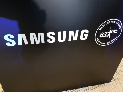 Samsung working on devices with triple folds, rollable displays