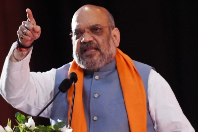 Back Modi for better governance, security, says Shah