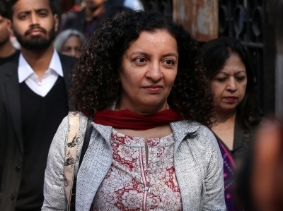 Akbar made me feel unsafe, Ramani tells court