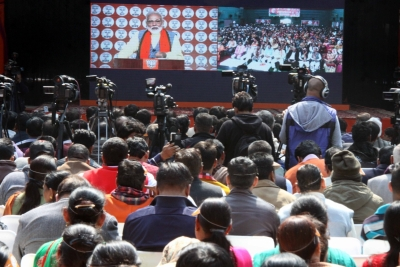 LS polls: BJP to defend 45 seats in phase six