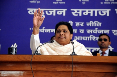 BJP's vow of jobless growth creating havoc: Mayawati