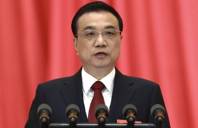 Chinese Premier tells HK's Lam to end protests, fix problems