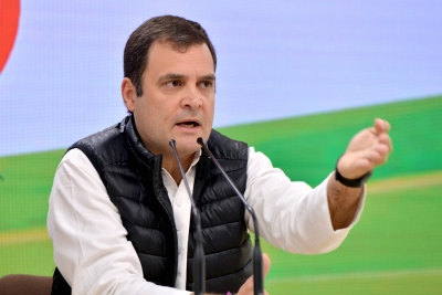 EVM rigging: Rahul calls BJP MLA 'most honest man'