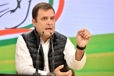 My statement on Maharashtra was distorted, says Rahul