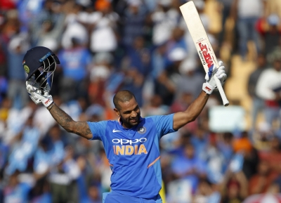 A good IPL will help me stay in rhythm for WC: Dhawan