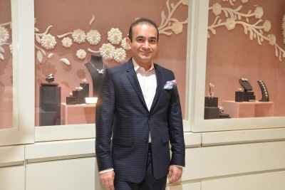 Diamantaire Nirav Modi arrested in London (Lead)