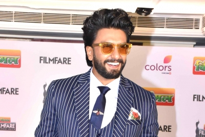 Ranveer celebrates 36 years of India's World Cup win