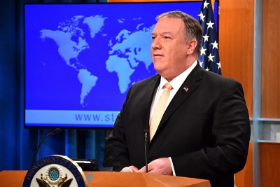 US will continue to support Lebanese army: Pompeo