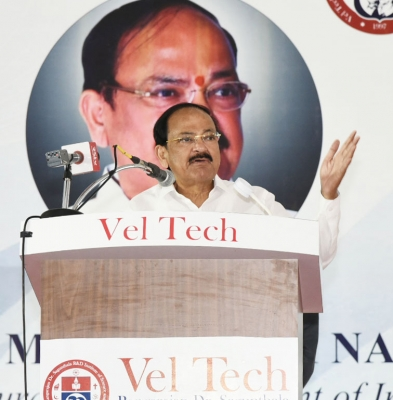 Education should boost industry-academia ties: VP
