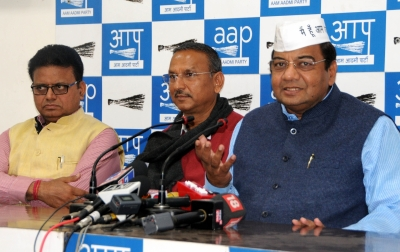 If no community spread lockdown should not be extended: AAP MP