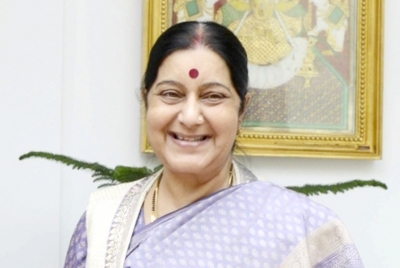 Pakistani Hindu girls be sent to their homes: Sushma