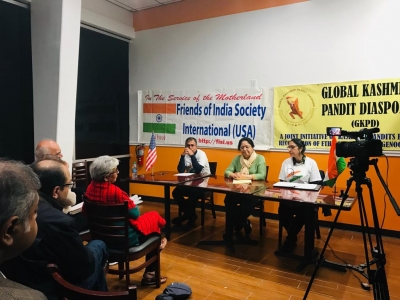 Pakistan is global terror state: Kashmiri Pandits