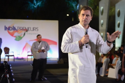 Rahul vows to end angel tax on startup investments