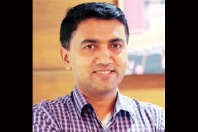 Pramod Sawant makes his mark in BJP's post Parrikar era