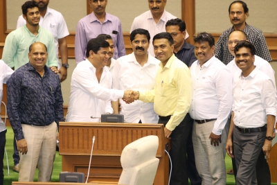 Goa CM Pramod Sawant wins trust vote (Second Lead)