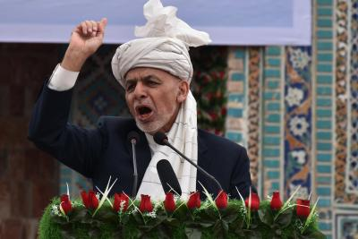 Ghani confirms release of Haqqani Network prisoners (Lead)